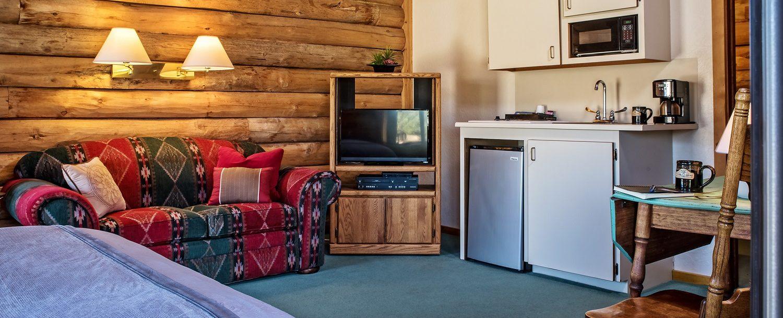 stanley idaho cabin