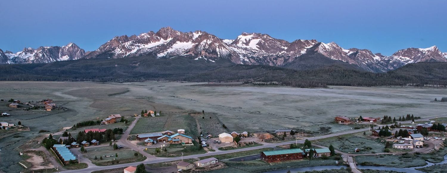 overview of stanley idaho